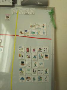 自閉症 絵カード コミュニケーションボード