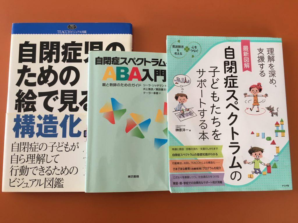 自閉症の入門書、療育の教科書。