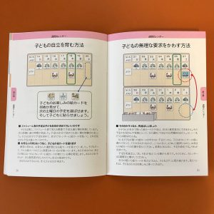 p.30 子どもの自立を育む方法、p31 子どもの無理な要求をかわす方法